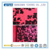 "56""Knitted 100%Polyester Taffeta 600mm PA Coating with Flocking Fabric, 75D*75D/203*100"