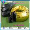 Heavy Duty One-Channel Rubber Cable Protector, Rubber Cable Coupling
