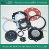 OEM Good Price High Performance Round Silicone Rubber Gaskets