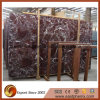 Special Rosso Levanto Red Marble Slabs for Hotel Vanity Top