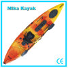 Professional Single Ocean Pedal Boat Fishing Kayak Plastic Canoe