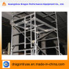 China Aluminium Scaffolding, Factory Price Double Width Scaffolding