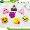 Hot Sell 2000mAh Cartoon Fun Emoji Power Bank Soft PVC Portable Phone Battery Charger