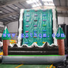 Snow Mountain Forest Inflatable Climbing Wall