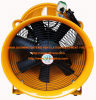 400mm Orange Hand Carrying Axial Ventilation Fan