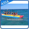 4-10 Person Inflatable Banana Boat for Water Exciting Games