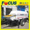 80m3 /H Diesel Concrete Pump, Portable Diesel Trailer Concrete Pump
