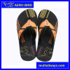 Trendy Sport Man Print EVA Outsole Flip Flops for Men