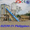 90m3/H Hzs90 Ready Mix Concrete Batching Plant