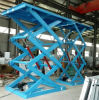 Hot Sale Lifting Platform Stationary Hydraulic Electric Cargo Scissor Lift Table