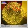 Outdoor Christmas LED Solar Decoration Christmas Ball Motif Light