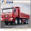 Sinotruck 8X4 HOWO Dump Truck /40-50 Tons Dumping Truck
