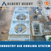 High Performance Air Cooling System for Plant
