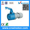 Wst-522 3pin 32A High-End Type Industrial Connector with CE