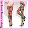 New Designed Aztec Print Fitness European Regualr Legging