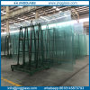 Customized 3-19mm Fully Tempered Glass for Balustrade Stair Balcony
