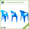 Custom Color Plastic Dining Chair Available of Stacking (Jerry)