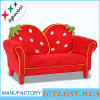 Living Room Stawberry Fabric Kids Sofa Baby Furniture (SF-261)