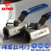 1PC Stainless Steel Hexagonal Ball Valve