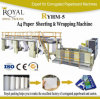 High Speed Full Automatic A4 Paper Production Line, A4 Paper Cutting and Packaging Machine