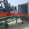 Mobile Dock Ramp for Loading and Unloading Cargo