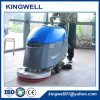Kingwell Battery Powered Floor Scrubber with Single Brush
