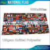 Polyester All Nations Flag (B-NF05F09320)
