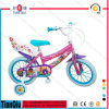 2016 Factory Price 12 Inch Hot Wheels Kids Bike for Baby Girls / Sport Cycles Girls Beach Cruiser Bike / Children 4 Wheel Bike