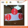 Price Sales Printed Decal Self-Adhesive Label Printing Service Paper Sticker