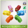 Bug off Mosquito Click Slap Bracelet with Natural Plant Oil Refill
