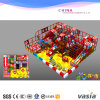 Circus Theme Indoor Equipment Playgrgound Plastic Material Playground