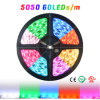 DC12V 60LEDs Strips 5050 RGB LED Strip Light Flexible SMD Strip