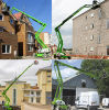 Self-Propelled Aerial Working Lifting Platform / Articulated Boom Lift
