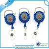 Personalized Printable Customized Cheap Design Plastic Retractable Badge Reels