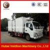 Isuzu 600p Refrigerator Truck with 18cbm Van