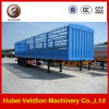 3 Axles /50t Fence Cargo Semi Trailer