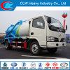 4X2 Mini Vacuum Sewage Suction Truck Vacuum Truck