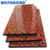 New Design! Stone Grain Aluminum Composite Panel for Wall Panel