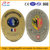 High Quality Custom Military Emblem Metal Enamel Police Badge