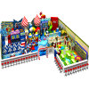 2017 Indoor Playground with Electric Equipment