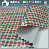 300d DOT Printed PVC Coated Oxford Fabric for Bags and Cushion
