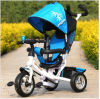 New Children Three-Wheeled Bicycle / Baby Double Trike