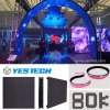 Full Color Indoor/Outdoor Rental Stage Background LED Display