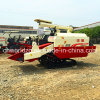 Rice Combine Harvester with Hydraulic Hst Gearbox