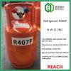 R407f Refrigerant Low Gwp in Refillable Steel Cylinder En13322-1