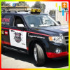Customed Car Sticker, Bus Wrap for Advertising (TJ-14)