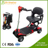 180W Leisure Light Folded Four Wheels Electric E-Scooter