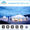 25X50m Big Aluminum Curved Marquee Event Tent with Sidewall