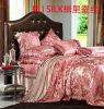 Wedding Silk Duvet Cover Set