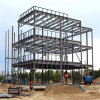 Construction Prefabricated Light Frame Structural Steel Structure with Ce Certification